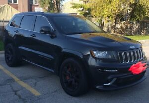 2012 Jeep SRT8 ( Flawless & LOW KLM & NEW Blizzak Winter Tires )