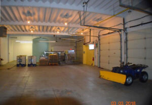 LIGHT INDUSTRIAL/COMMERCIAL SPACE FOR LEASE 3600 SQ FT