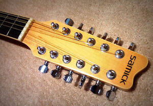 Samick Acoustic Electric 12 string