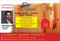 1st & 2nd Mortgages -Cheap Rates with minimum 5% DownPayment