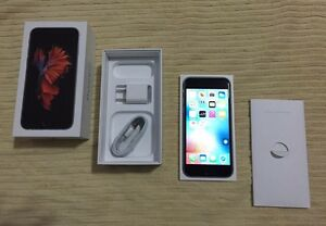 iPhone 6S_ 16GB_W/ Rogers_Mint Condition