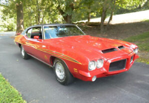 1971 Pontiac GTO The Judge