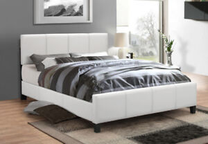 ROYALE PLATFORM QUEEN BED( GREAT PRICE PAY ON DELIVERY)