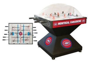 DOME / BUBBLE HOCKEY GAME - MONTREAL CANADIENS