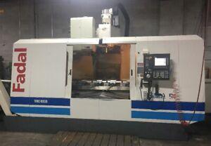 Fadal VMC  6535 CNC Vertical Machining Center