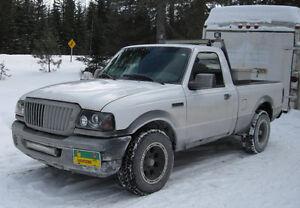 2008 Ford Ranger XL 2.3 L Pickup Truck