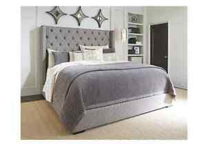 New Sorinella Upholstered Queen Bed