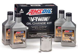 Harley Davidson oil change kits