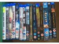 15 x Blu-Ray discs + World at War Collection