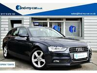 2013 13 Audi A4 Avant 2.0 TDIe SE Technik 140 MMI | FDSH | 1 OWNER