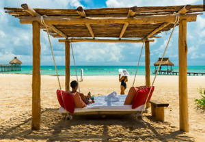 Cancun - Beachfront 1 Bdrm 5 star from $899 per week