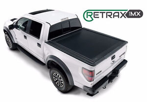 RETRAX ONE MX Retractable Tonneau Bed Cover | CHEVY GMC FORD RAM