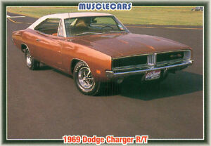 Muscle Cars MOPAR Trading Cards from the 1992 Collect-A-Card Cor Sarnia Sarnia Area image 4