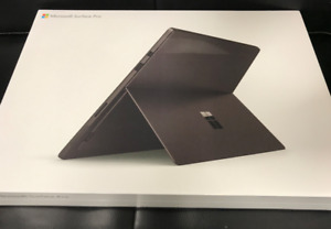 New surface pro 6 NEUF i7 8650u 512gb 16gb black windows 10