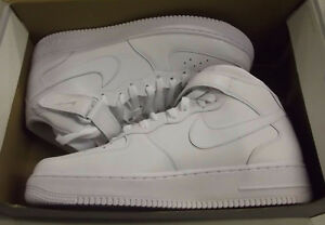 NIKE AIR FORCE 1 MID '07 MEN'S SZ 12 SHOES WITH BOX