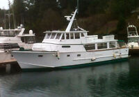 Private 60ft Yacht for hire.