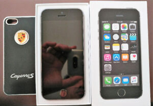 Like new Condition unlocked iPhone 5s 16gb grey