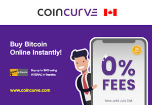 Coincurve - Buy Bitcoin Instantly! (No Sign-up Required)