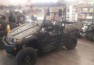 HISUN 2017 700 UTV W/POWERSTEERING LOADED