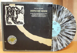 Vinyle, Depeche Mode - special edition (W. Germany)