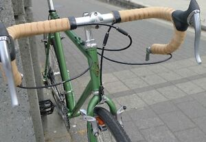 Vintage limited edition Ibis Hakkalugi steel frame bike Downtown-West End Greater Vancouver Area image 5