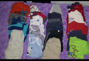 Boys mixed lot size 6months - 2T