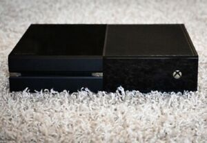 ***XBOX ONE  500GB + 2 CONTROLLERS & 6 GAMES***