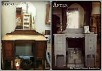 Buying Furniture on Kijiji?? Learn how to paint it!
