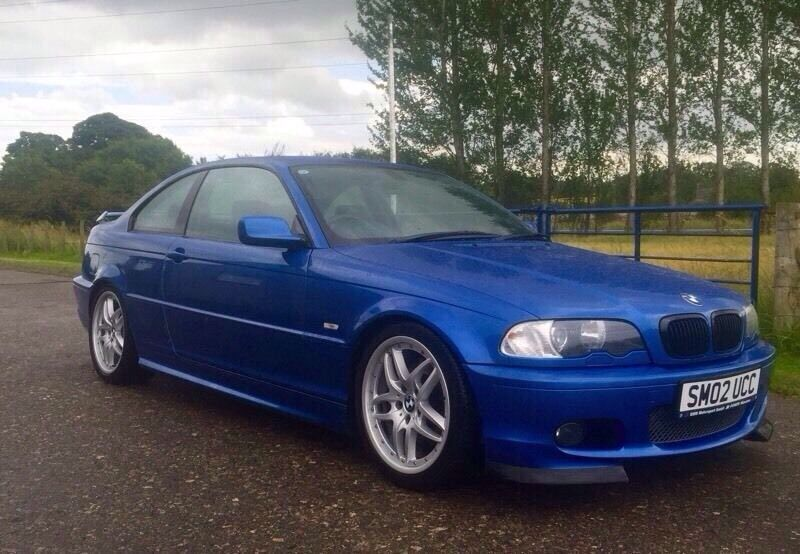 bmw e46 330ci clubsport for sale in glasgow city centre glasgow gumtree. Black Bedroom Furniture Sets. Home Design Ideas
