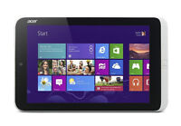 """Acer Iconia W3-8.1"""" tablet with Microsoft Office Home & Student"""