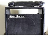 MESA BOOGIE COMBO SHELL + EV ELECTRO VOICE BLACK SHADOW SPEAKER + REVERB TANK