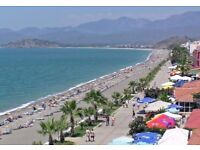 Sept/Oct Booking Offer for a relaxing break in our Holiday Apart by Calis Beach, Fethiye, Turkey