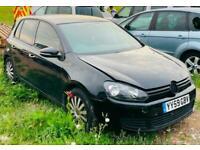 2009 Volkswagen Golf 1.4 S 5dr HATCHBACK Petrol Manual