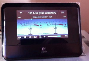 ~~Log Squeezebox Touch HiRez 24/96 network music player/streamer