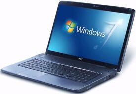 ACER 7520 (Win7x64) Laptop