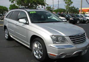 2005 Chrysler Pacifica LTD SUV, Crossover