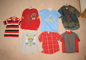 Boys Clothes, Jackets - size 6, 7, 8