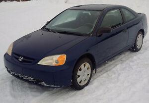 2003 Honda Civic Coupé (2 portes)
