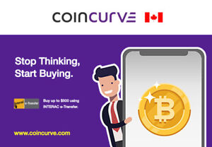 Coincurve - Buy Bitcoin online in under 10 minutes!