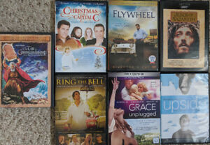 Christian Movie DVDs