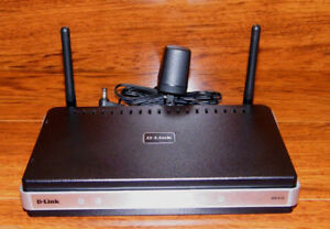 D-Link DIR-615  Wireless-N  4-Port Router with Firewall