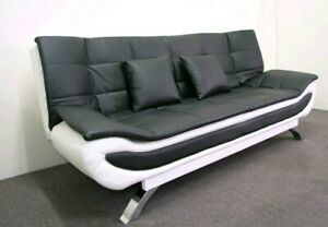 BrandNewModernLeatherLounge&Bed(InBox)