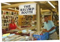 RECORDS-CD's-DVD's-OPEN DAILY-NEW ARRIVALS WEEKLY-WATERLOO