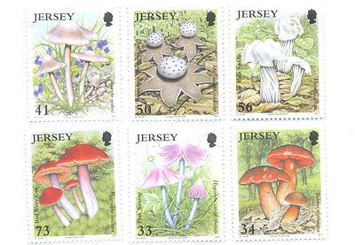 Jersey-Fungi 2005 set mnh-