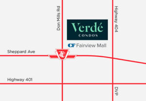 Verde Condos North York. Book unit right away, Call 416 948 4757