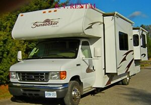 MOTORHOME RENTAL ----PETERBOROUGH 30' Sunnseeker NO TAX Peterborough Peterborough Area image 1