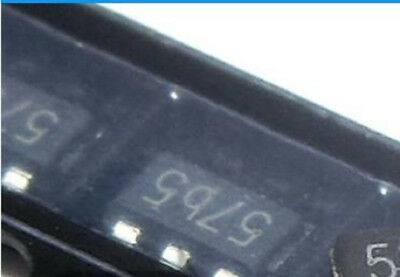 10pcs Tp4057 57ba 57b0 57b Lithium Battery Charging Ic 500ma Smd Sot-23-6