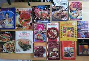 add to your Cookbook collection with this variety of 15