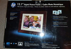 "HP 12.1 "" Digital Picture Frame"