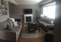 3 Bedroom Upper Apartment in Northend St.Catharines